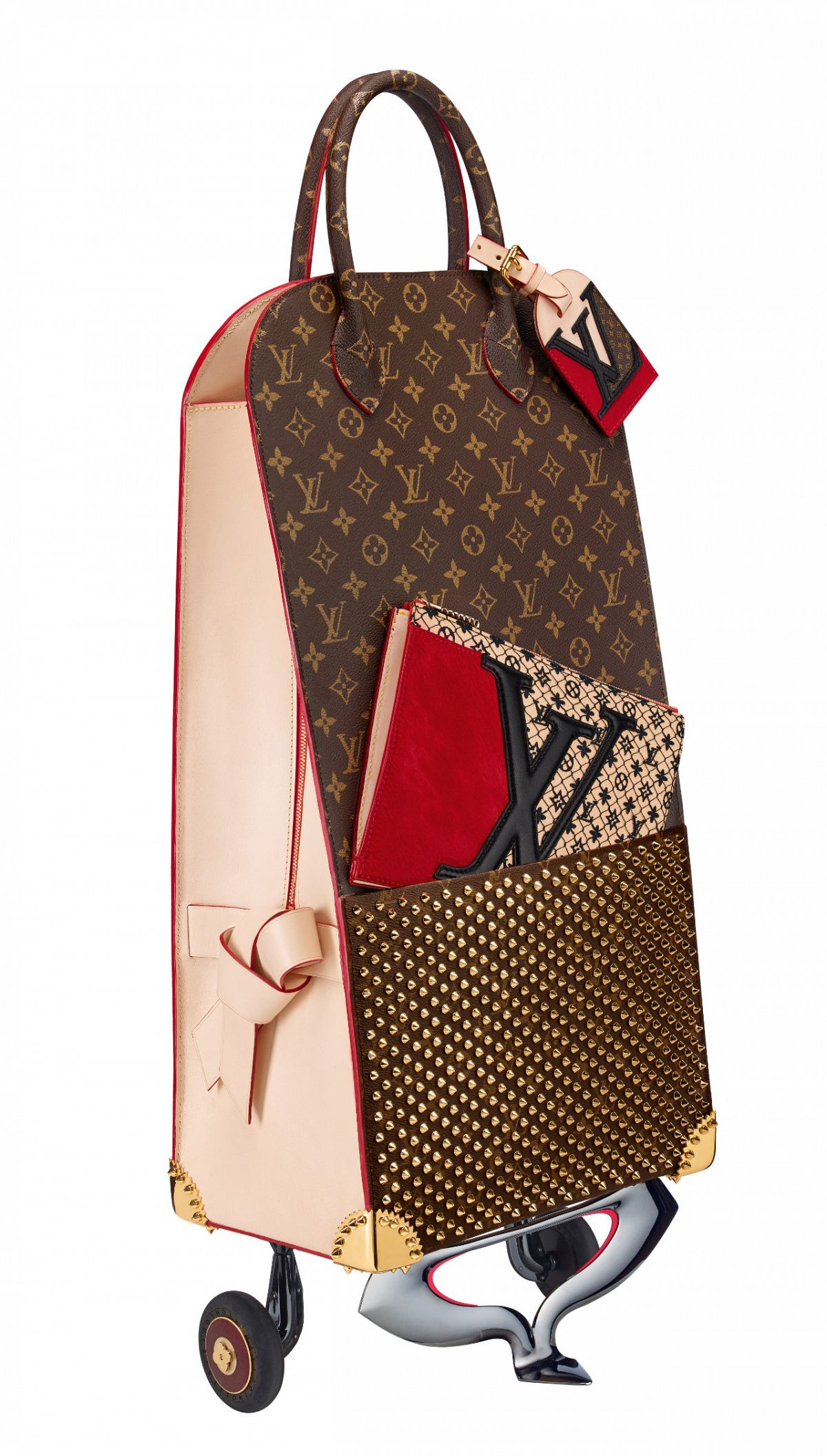 46fb5a80ca2 News - Christian Louboutin Online - Celebrating Monogram with Louis ...