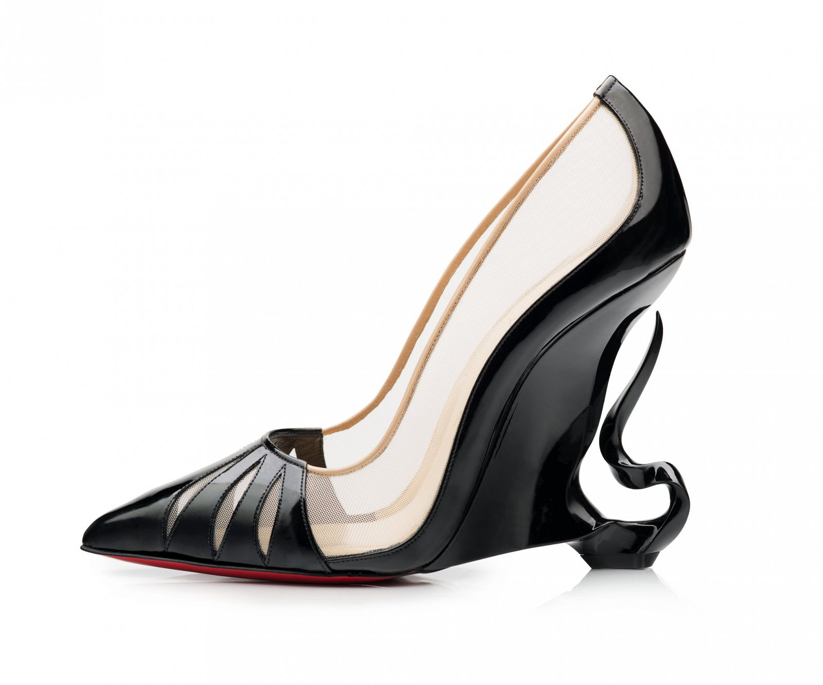 95d5aa8845ff News - Christian Louboutin Online - Something Wicked This Way Comes  Meet  Malangeli