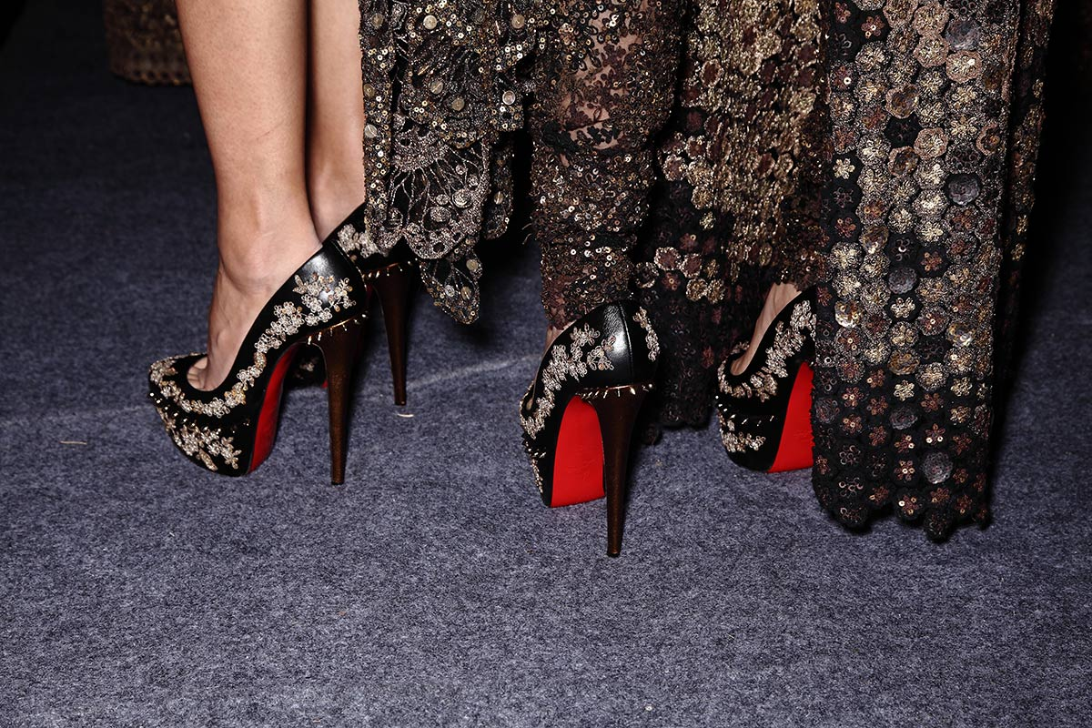 christian louboutin winter collection