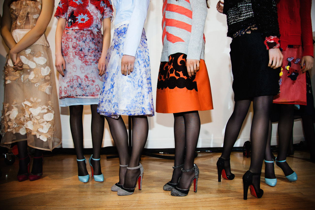News - Christian Louboutin Online - Christian Louboutin Shoes And Beauty  Featured At London Fashion Week 7576ed22e