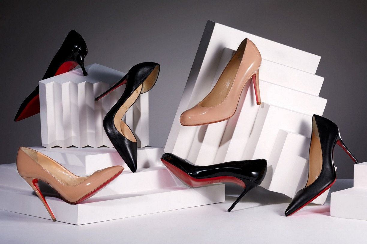 Women S Designer Shoes And Leather Goods Christian