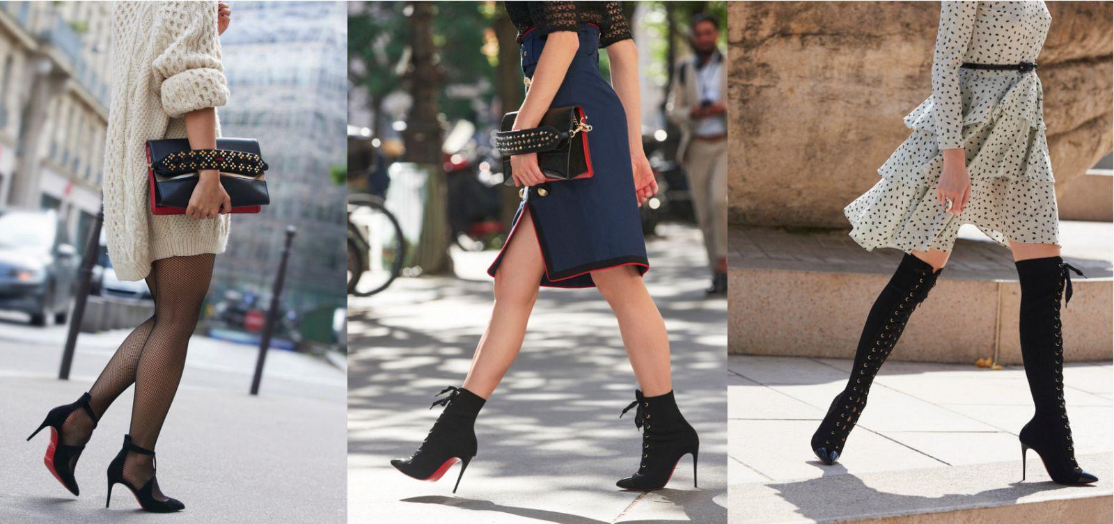 076756ab7b5 Women's Designer Boots - Christian Louboutin Online Boutique