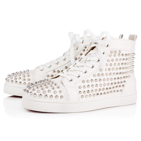 Shoes - Louis Spikes - Christian Louboutin