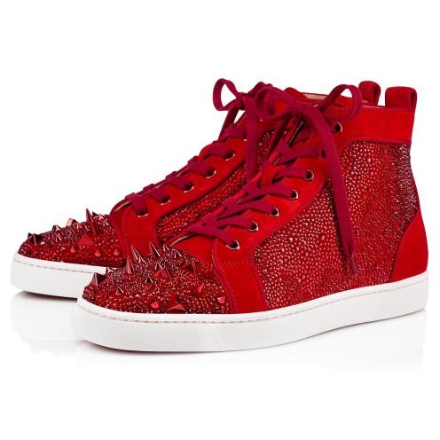 Shoes - Lou Pik Pik Strass Orlato - Christian Louboutin