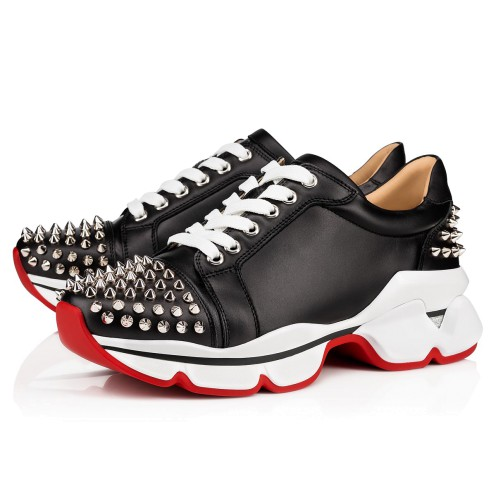 buy popular 7e2a2 c4a8a Women's Designer Sneakers - Christian Louboutin Online Boutique