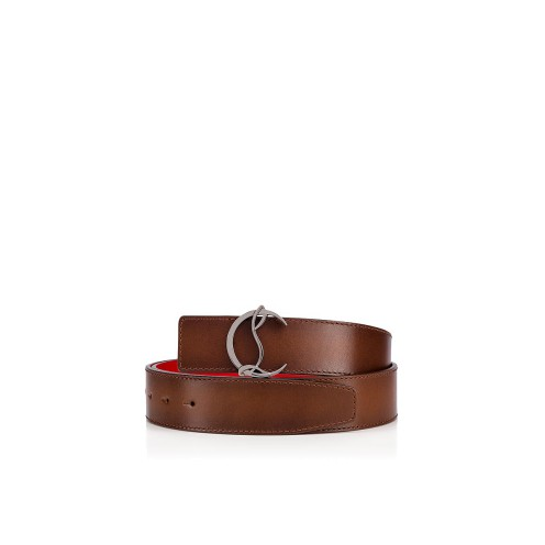 Belt - Classic Leather - Christian Louboutin