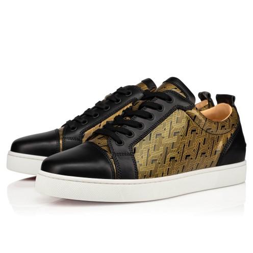 Shoes - Louis Junior Flat - Christian Louboutin