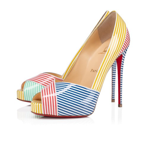 Shoes - Marine Alta - Christian Louboutin