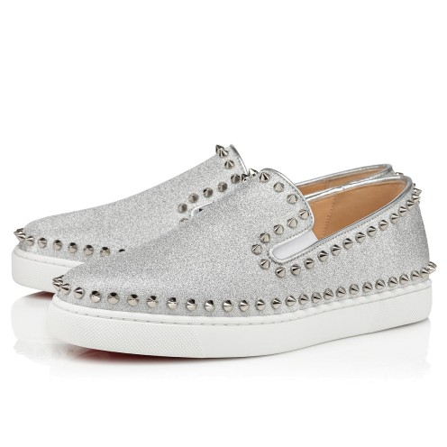 Shoes - Pik Boat Woman - Christian Louboutin
