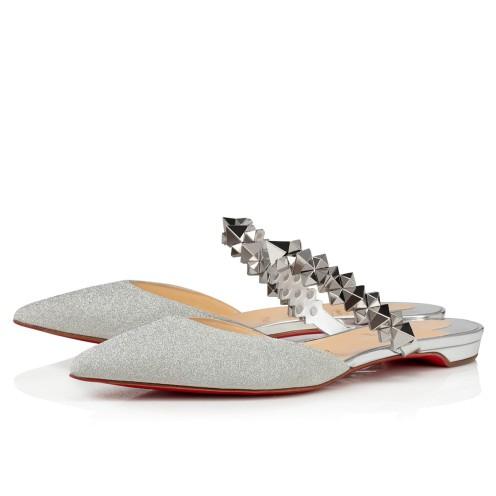 Shoes - Planet Choc Flat - Christian Louboutin