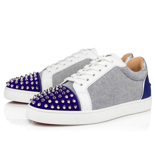 Shoes - Seavaste Spikes Orlato Flat - Christian Louboutin