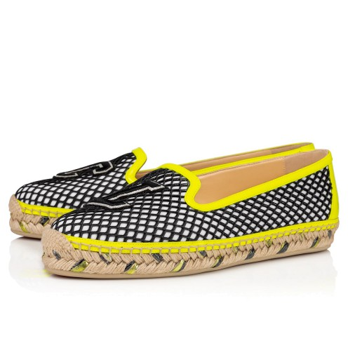 Shoes - Ivy Espapop Flat - Christian Louboutin