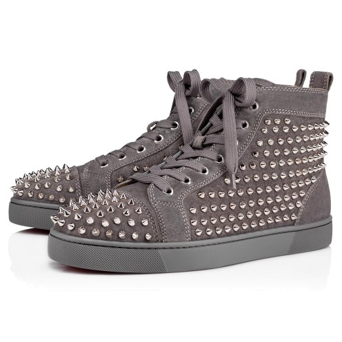 Shoes - Louis Men's Flat - Christian Louboutin
