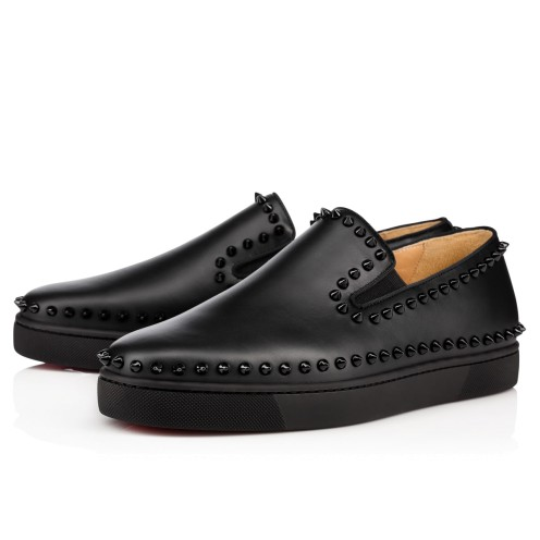 Shoes - Pik Boat Flat - Christian Louboutin