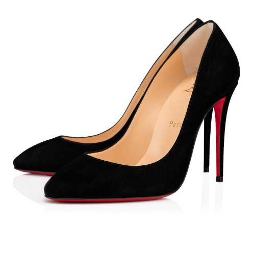Shoes - Eloise 100 Veau Velours - Christian Louboutin