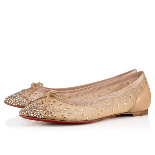 Souliers - Patio 000 Strass - Christian Louboutin