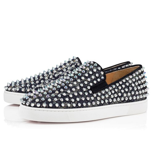 huge discount c137b 332d4 Men's Designer Sneakers - Christian Louboutin Online Boutique