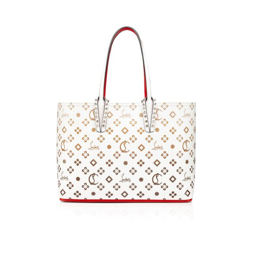Bags - Cabata Small Creative Leather - Christian Louboutin