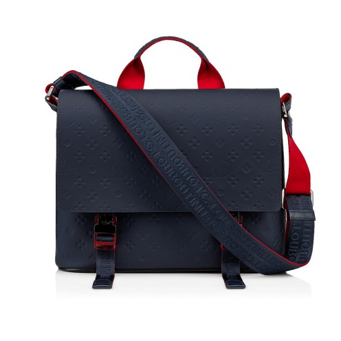 Bags - Loubiclic Msngr Creative Leather - Christian Louboutin