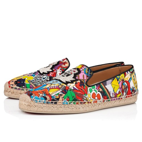 Shoes - Nanou Orlato Flat - Christian Louboutin