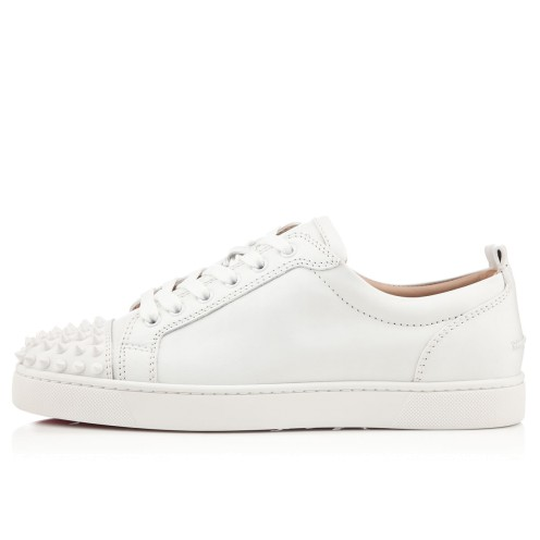 Shoes - Louis Junior Spikes Men's Flat - Christian Louboutin_2
