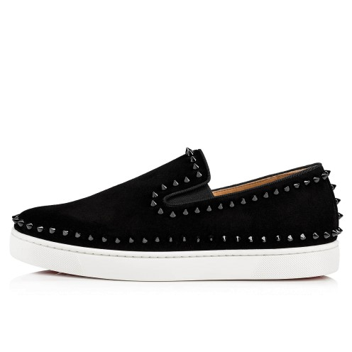 Shoes - Pik Boat Men's Flat - Christian Louboutin_2
