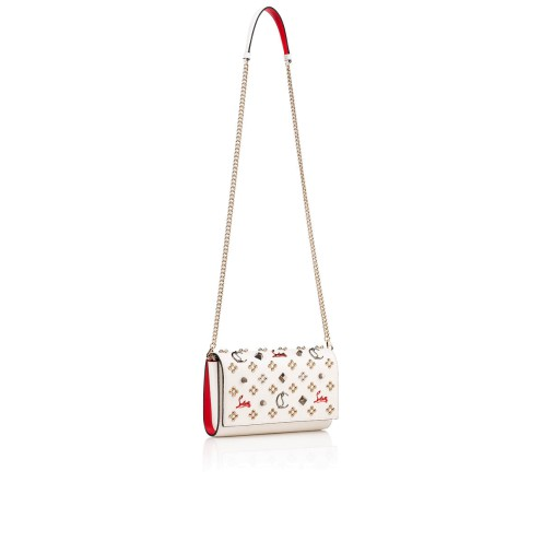 Bags - Paloma Clutch Classic Leather - Christian Louboutin_2