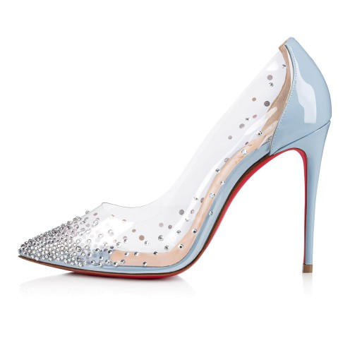 Shoes - Degrastrass Pvc - Christian Louboutin_2