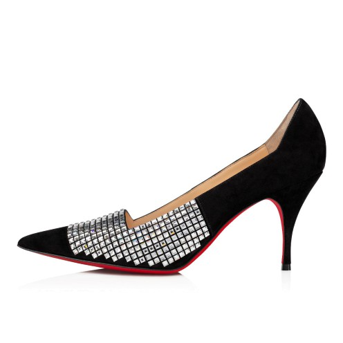 Shoes - Championne Strass - Christian Louboutin_2