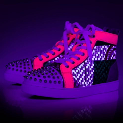 Shoes - Lou Spikes Woman - Christian Louboutin_2