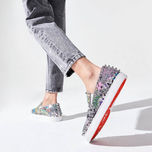 Shoes - Pik Boat Women - Christian Louboutin_2
