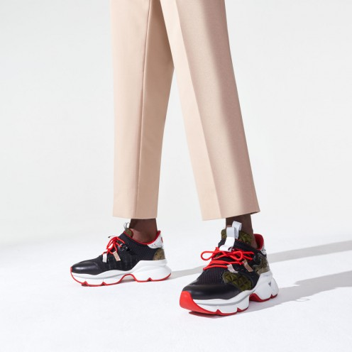 Shoes - Red-runner - Christian Louboutin_2