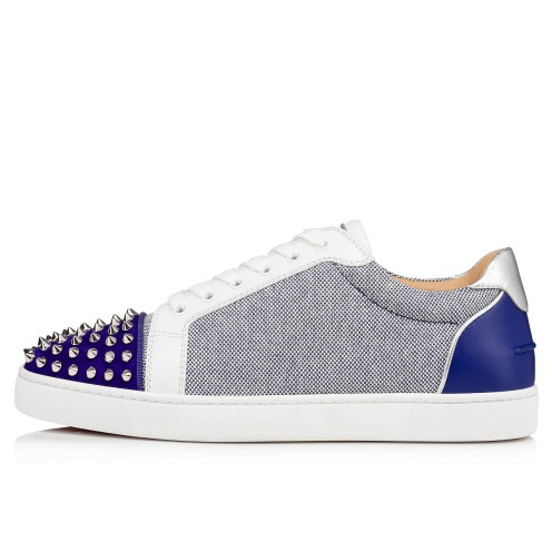 Shoes - Seavaste Spikes Orlato Flat - Christian Louboutin_2