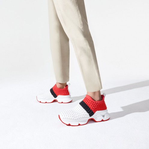 Shoes - Spike-sock Flat - Christian Louboutin_2