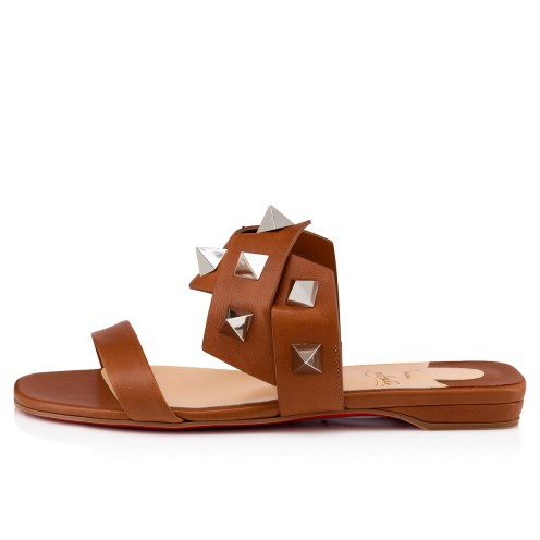 Shoes - Tina In The Desert Flat - Christian Louboutin_2