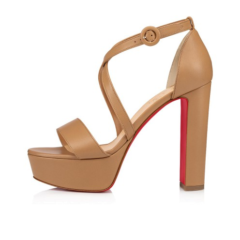Shoes - Loubi Bee Alta - Christian Louboutin_2