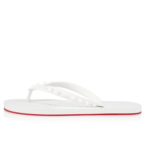 Shoes - Loubi Flip Flat - Christian Louboutin_2