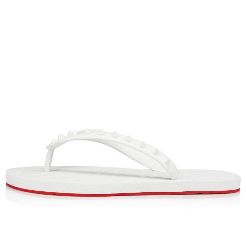 Shoes - Loubi Flip Donna Flat - Christian Louboutin_2