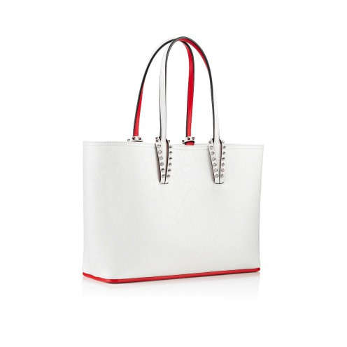 Bags - Cabata Small Tote Bag - Christian Louboutin_2