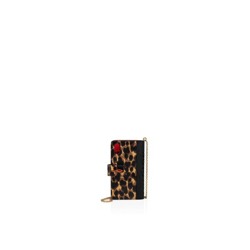 Small Leather Goods - Loubiflap Chain Case - Christian Louboutin_2