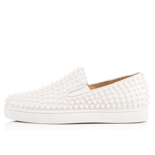 Shoes - Roller-boat Men's Flat - Christian Louboutin_2