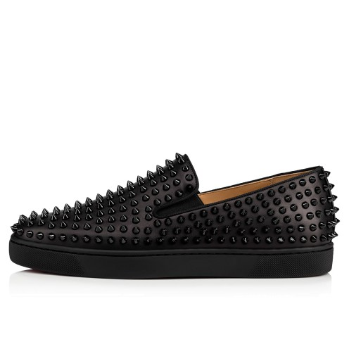 Shoes - Roller-boat Mens Flat - Christian Louboutin_2
