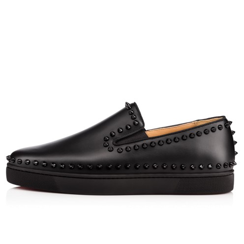 Shoes - Pik Boat Flat - Christian Louboutin_2