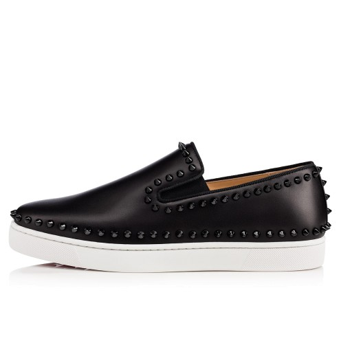 Shoes - Pik Boat Mens Flat - Christian Louboutin_2