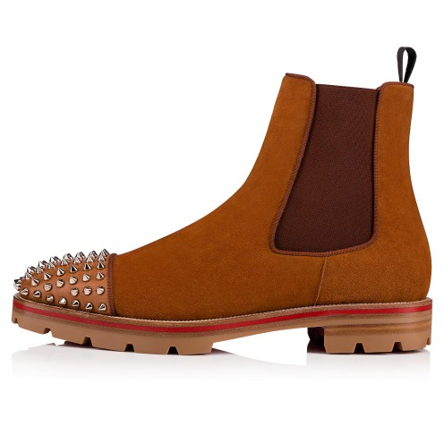 Shoes - Melon Spikes Flat - Christian Louboutin_2
