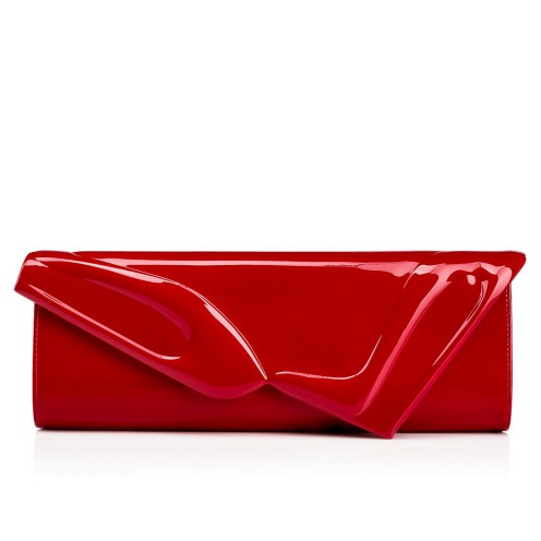 So Kate Baguette Clutch