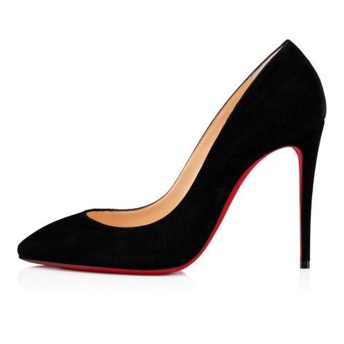 Shoes - Eloise 100 Veau Velours - Christian Louboutin_2