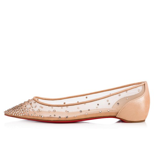 Shoes - Follies Strass Flat - Christian Louboutin_2