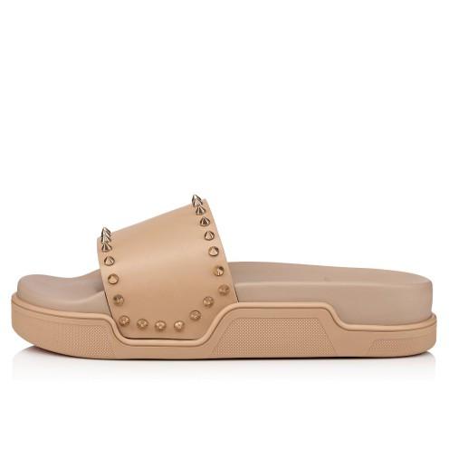 Shoes - Pool Stud Flat - Christian Louboutin_2