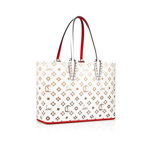 Bags - Cabata Small Creative Leather - Christian Louboutin_2